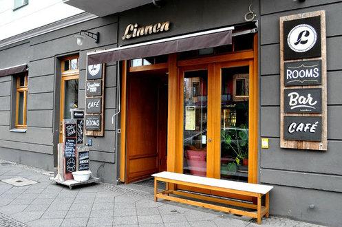 Отель Linnen Берлин