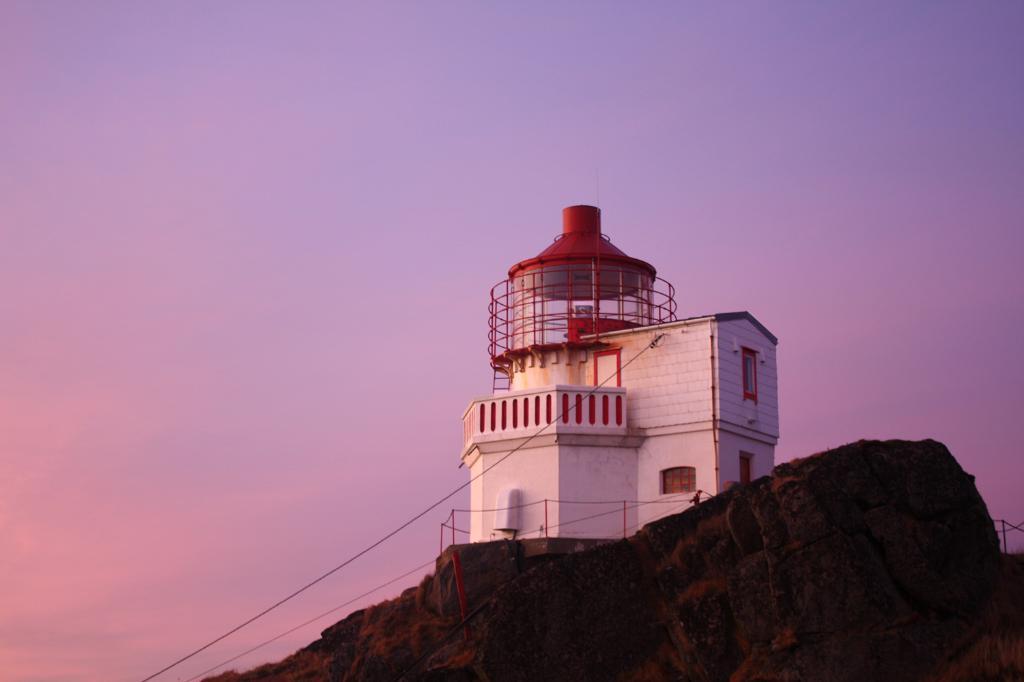 Отель The Lighthouse - Траной, Норвегия