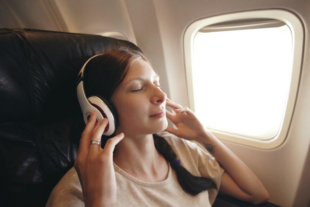 Самолет медитация
