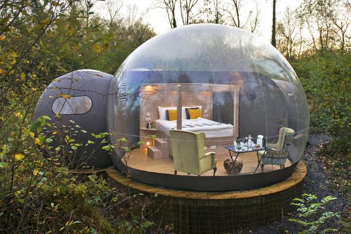 Отель Finn Lough Resort - Северная Ирландия