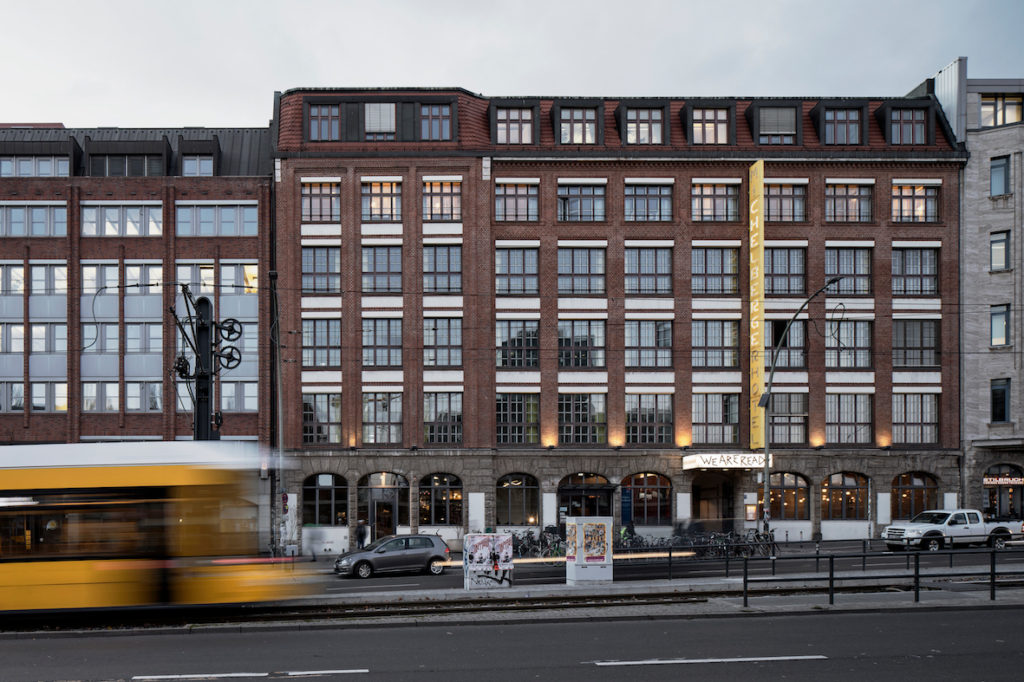 Отель Michelberger Берлин