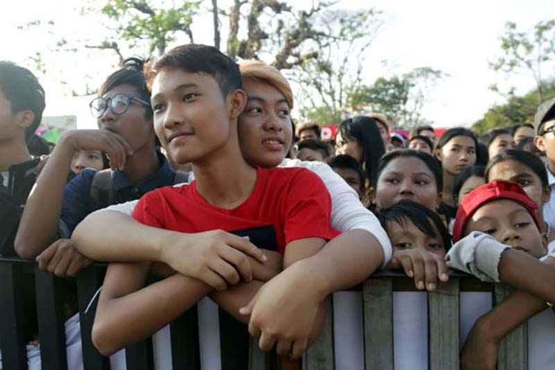 Мьянма ЛГБТ