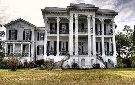 Отель Nottoway Plantation - Уайт Кастл, Луизиана, США