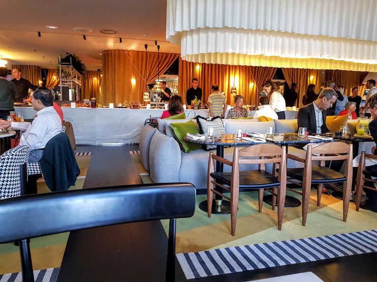 Ресторан Polichinelle Париж