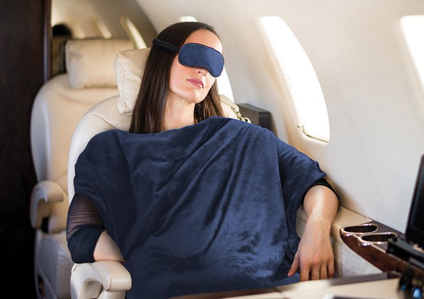 Самолет маска для глаз