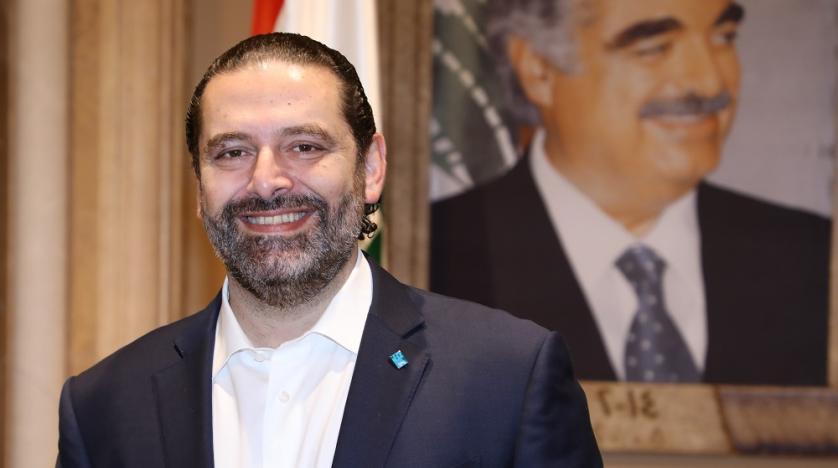 Премьер-министр Саад Харири