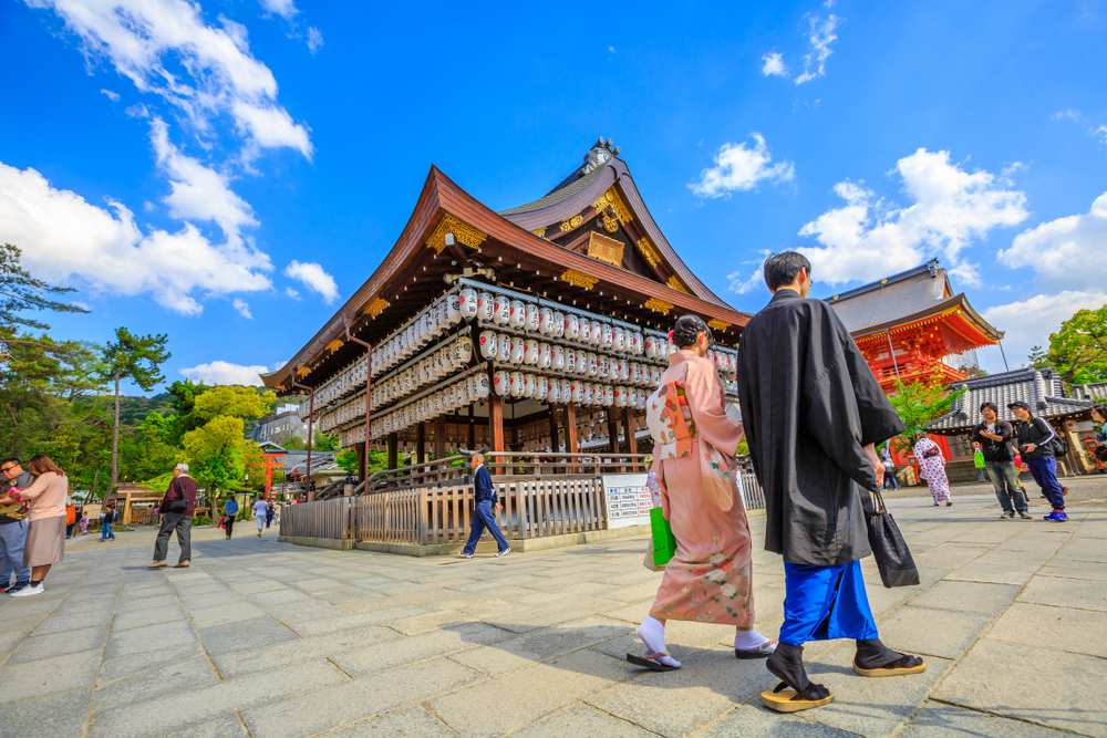 Медовый месяц КИОТО, ЯПОНИЯ