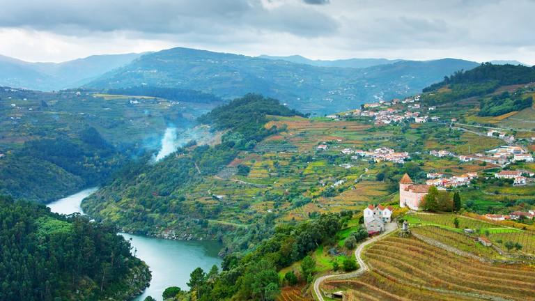 Река Дуро Португалия