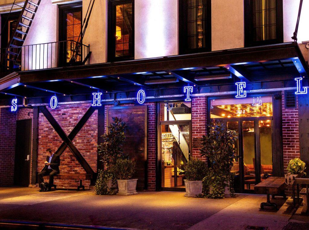 Отель Sohotel New York City Нью-Йорк