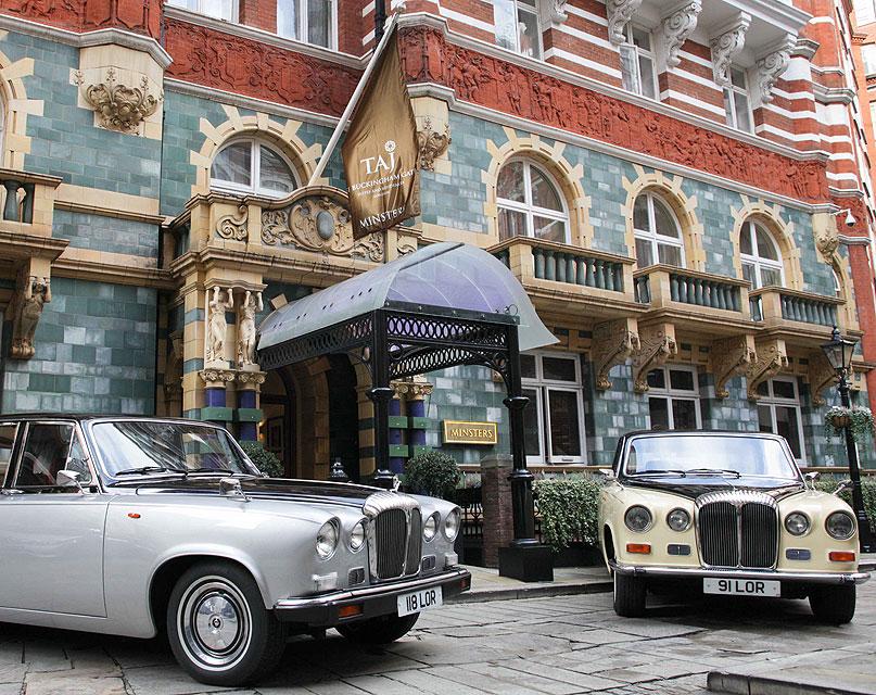 Отель Taj 51 Buckingham Gate Suites & Residences Лондон