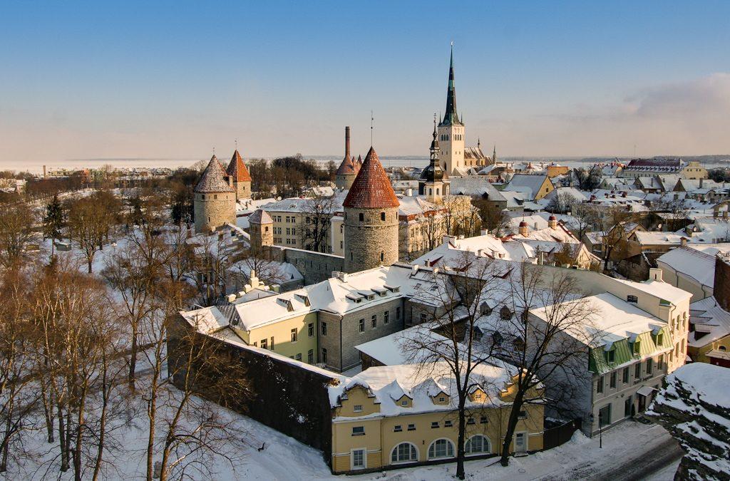 Эстония туризм