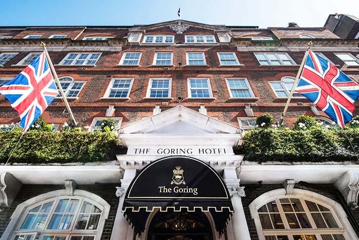 Отель The Goring Лондон