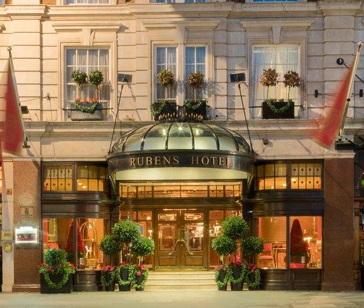 Отель Rubens at the Palace Лондон