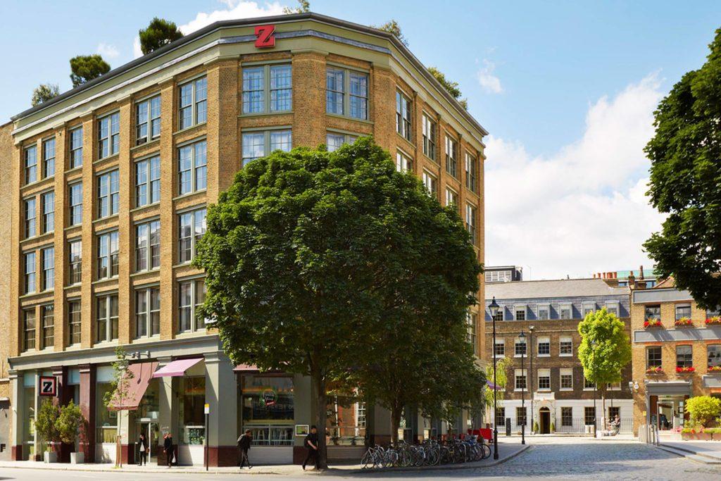 Отель Zetter Лондон