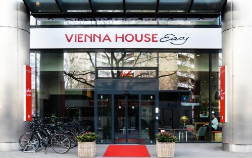 Отель Vienna House Easy Berlin Берлин