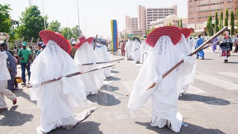 Маскарады нигерийские