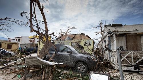 Ураган Ирма на Карибских островах и в США в 2017 году