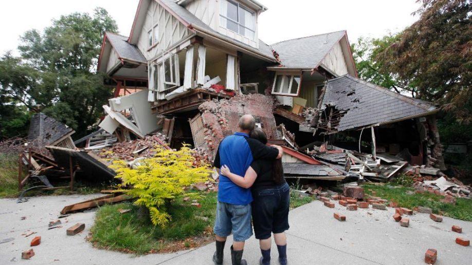 Землетрясение в Новой Зеландии в 2011 году