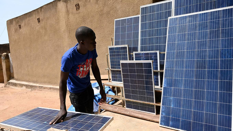 Африка индустриализация