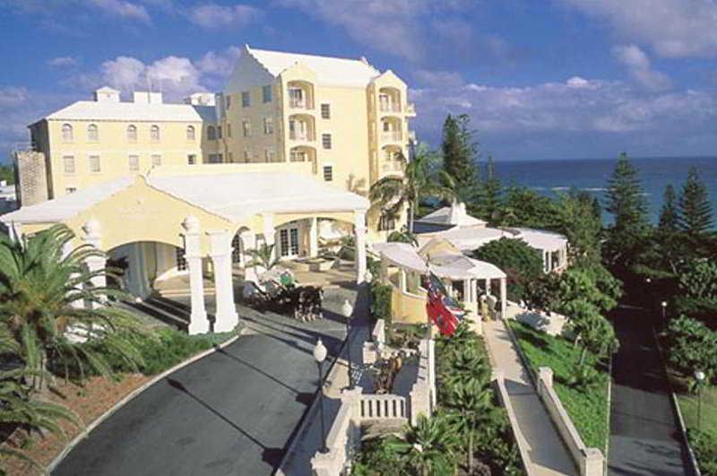 Отель Elbow Beach Bermuda