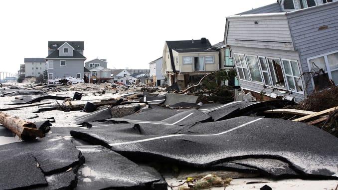 Ураган Сэнди в США в 2012 году