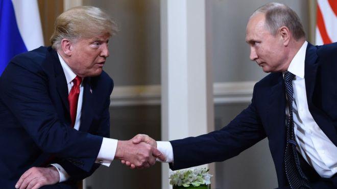 Трамп был готов снять санкции в отношении России