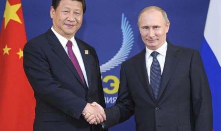 Россия и Китай рискуют оказаться не на той стороне истории