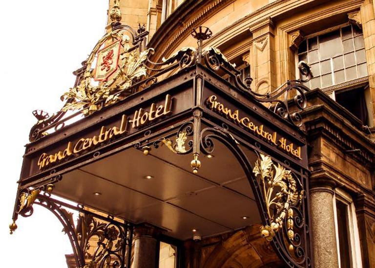 Самые лучшие отели Глазго