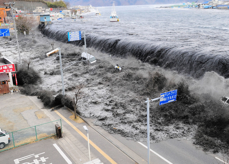 10 самых затратных стихийных бедствий века