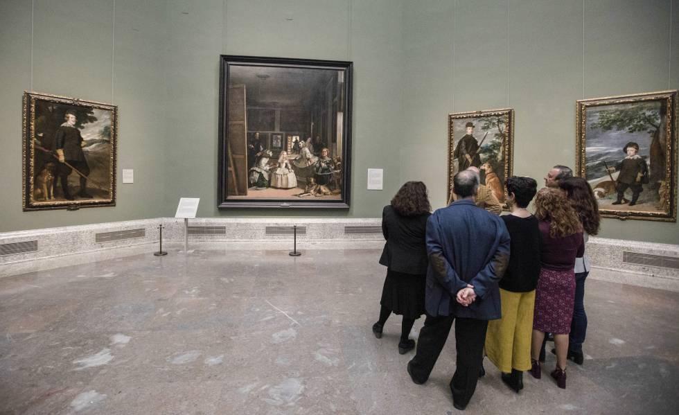Менины - Музей Прадо