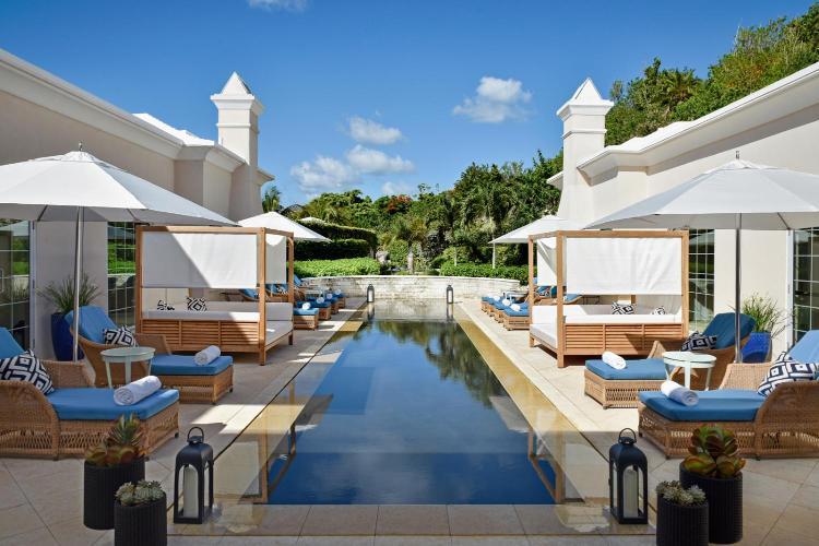 Отель Rosewood Bermuda