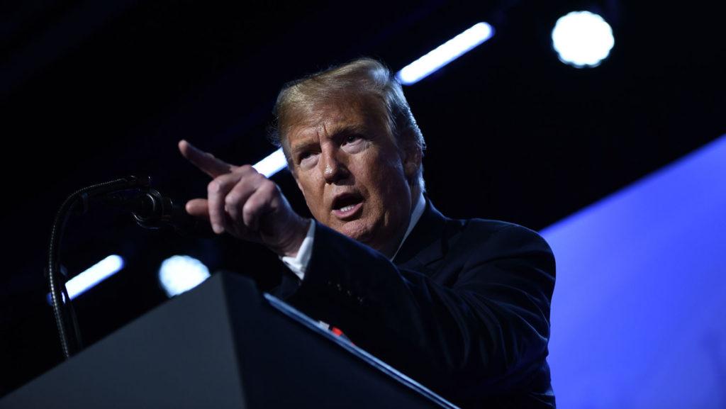 Трамп раскритиковал союзников по НАТО