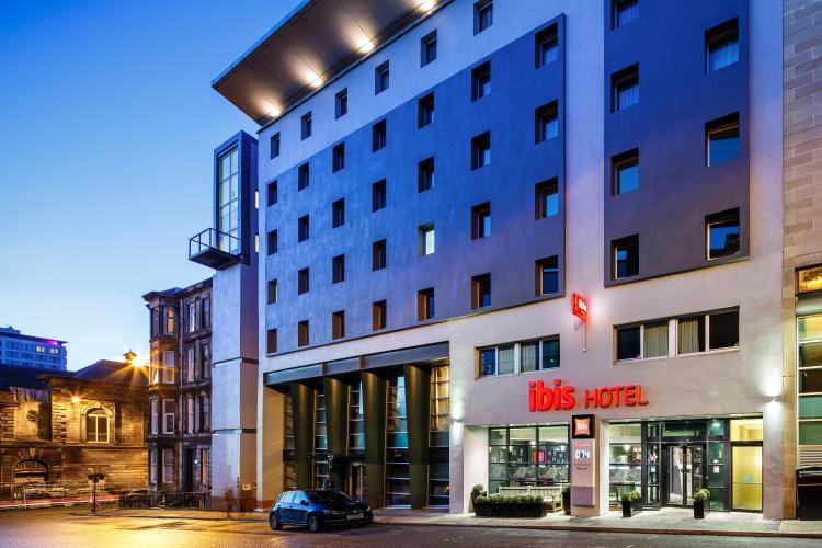 Отель Dakota Glasgow Глазго