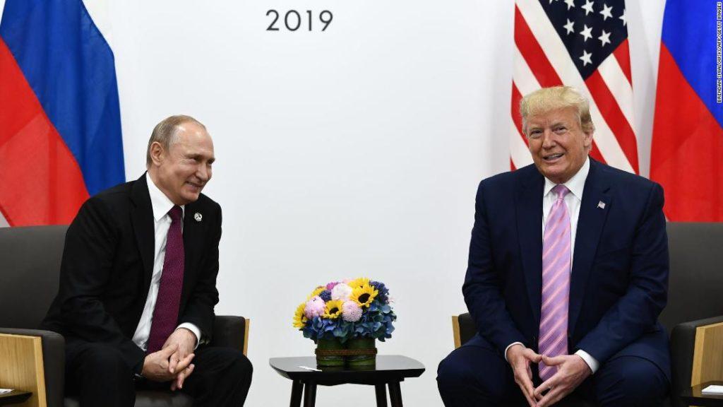 Трамп отказался назвать Путина убийцей