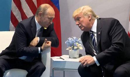 24 случая, когда Трамп бы мягок по отношению к России