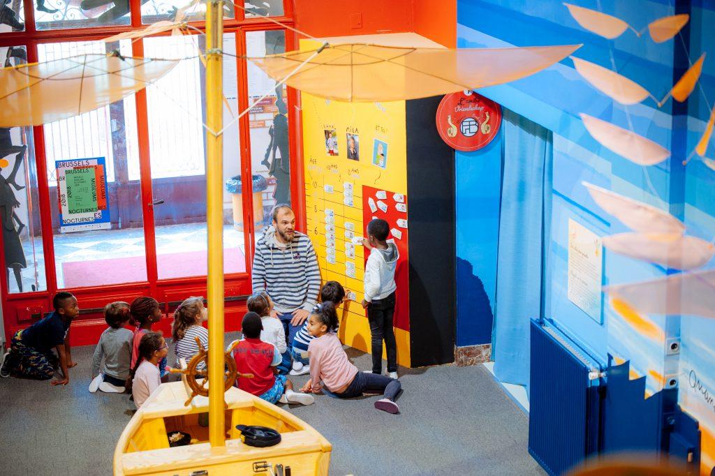 Музей Le Musée Des Enfants