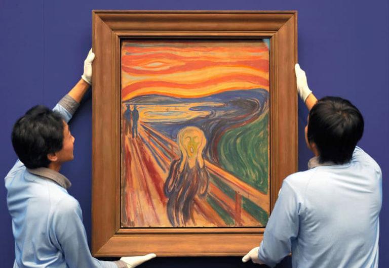 10 самых знаменитых картин и где их можно посмотреть
