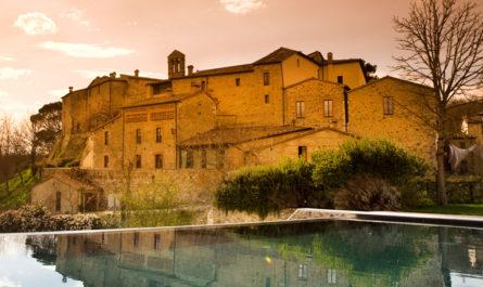 9 самых роскошных замков-отелей Италии