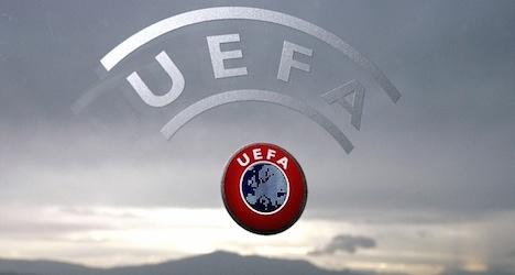 Время холодной войны УЕФА