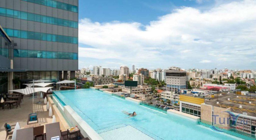 Отель JW Marriott Santo Domingo