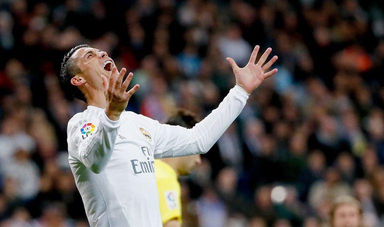 Реал Мадрид Роналду
