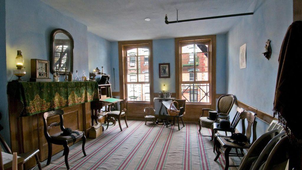 Lower East Side Tenement Museum Нью-Йорк
