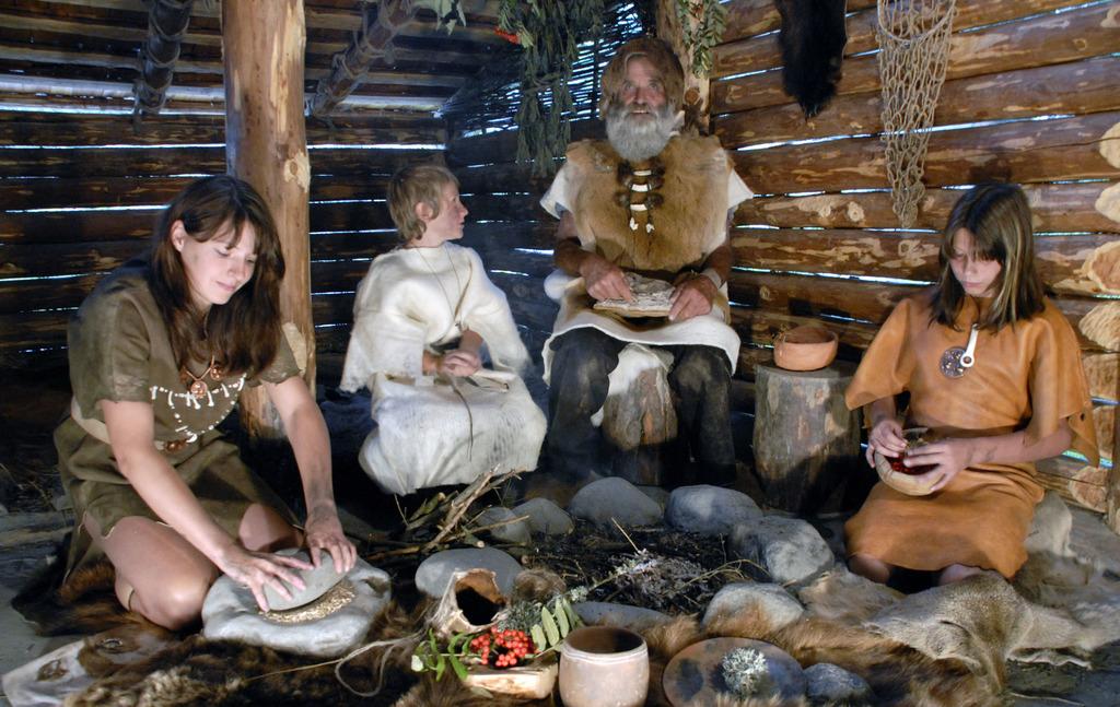 Музей Деревня Этци