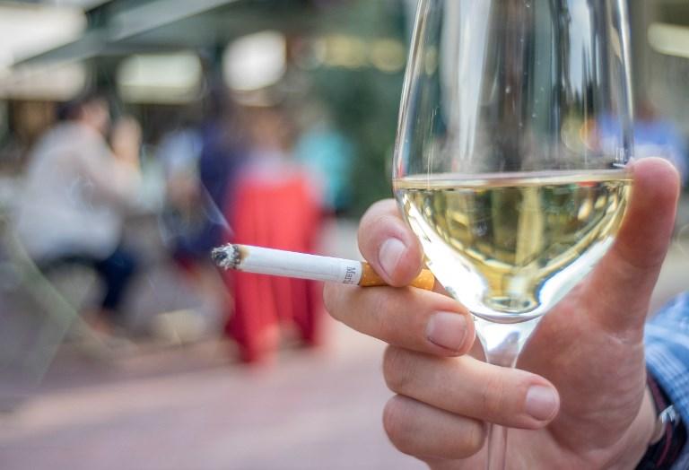 Австрия сигареты