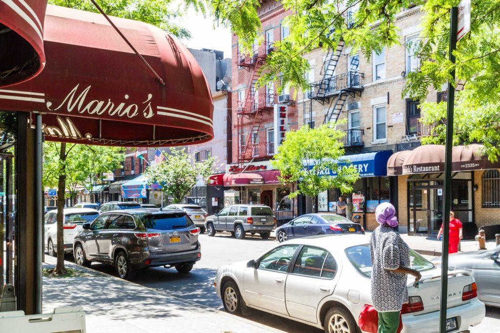 Артур-авеню Нью-Йорк
