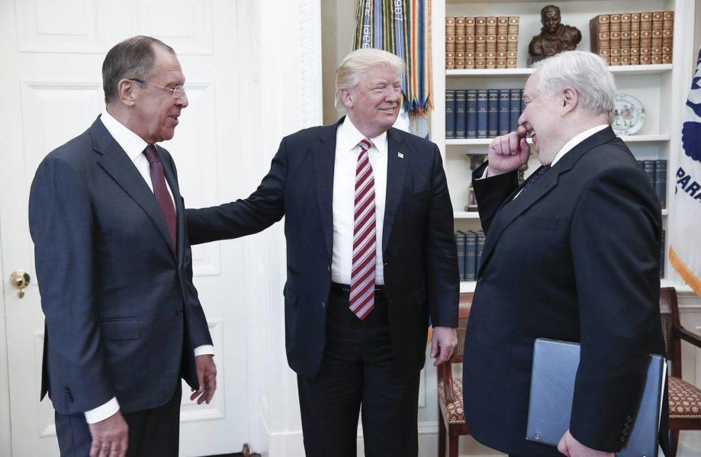 Трамп передал России секретные разведданные