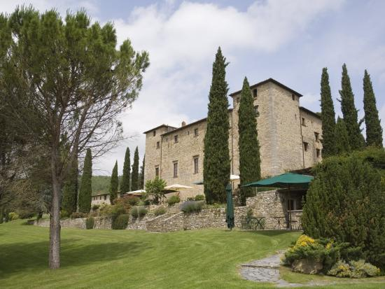 Отель Castello Di Spaltenna
