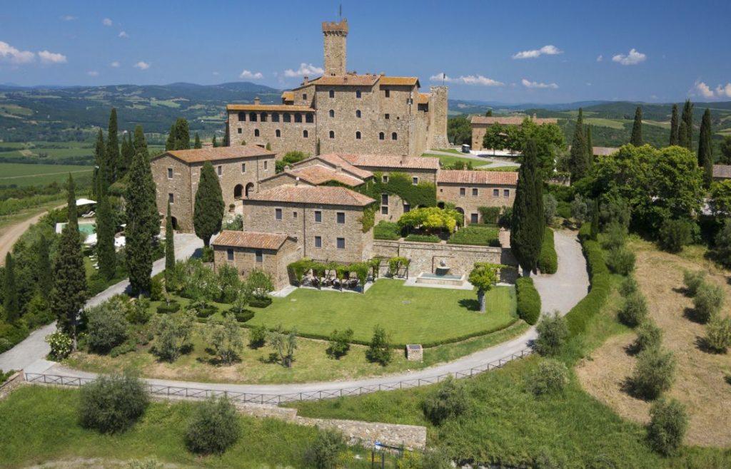 Отель Castello Banfi