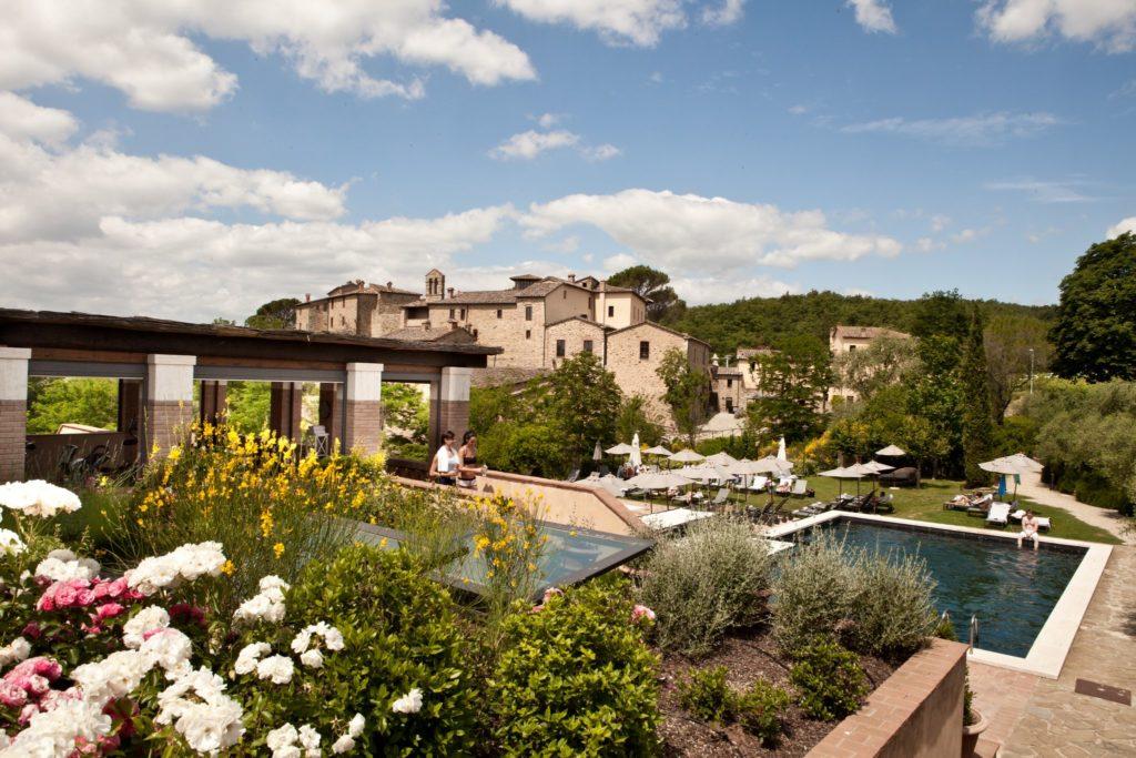 Отель Castel Monastero