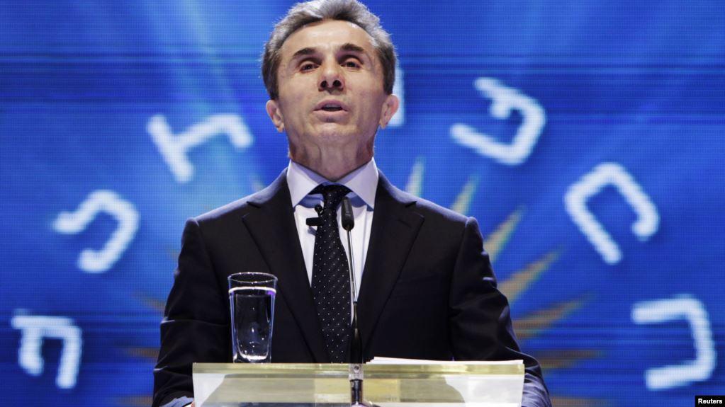 Бидзина Иванишвили миллиардер